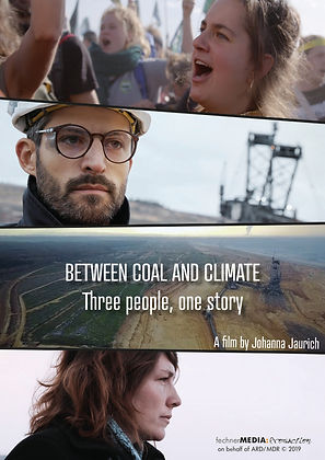 BETWEEN COAL AND CLIMATE – three people, one story