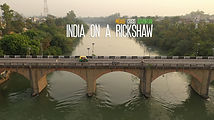 India on a Rickshaw
