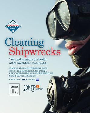 Cleaning Shipwrecks