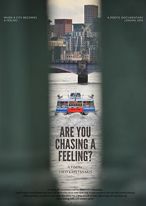 Are You Chasing A Feeling ?