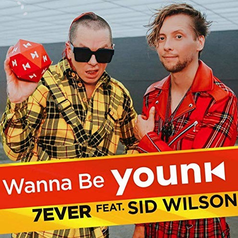 Wanna be YounkȘ 7EVER feat SID WILSON (Slipknot)