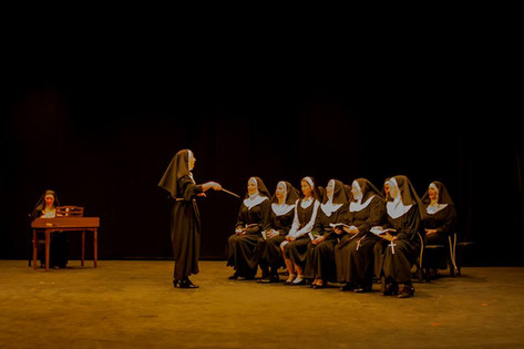 Teaching the Nuns Ensemble