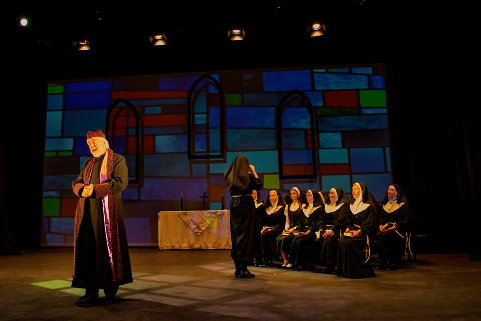 Deloris and the Nuns Ensemble