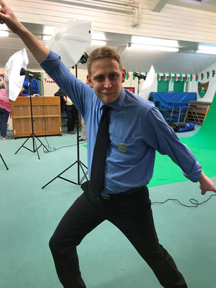 Craig's come down with Saturday Night Fever!