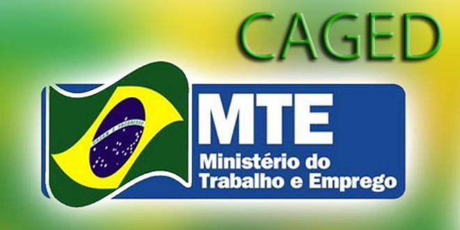 Caged Ministério do Trabalho