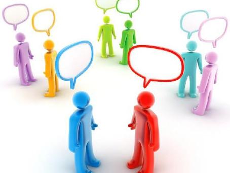 Comunicação no ambiente de trabalho