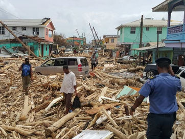 Natural Disaster Philanthropy