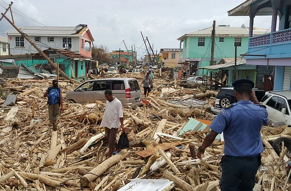 Natural Disaster Philanthropy