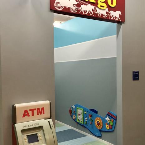 Bank + Soft Play
