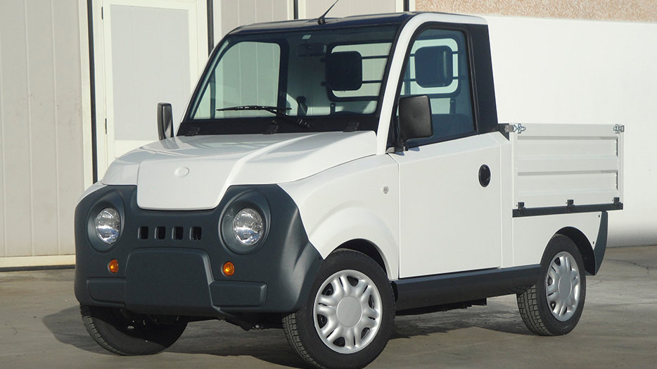 Electric Minitruck