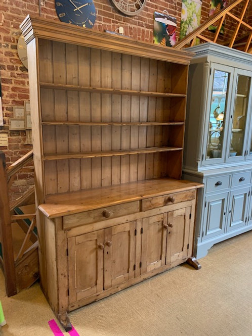 Early Victorian Pine Dresser - Front View