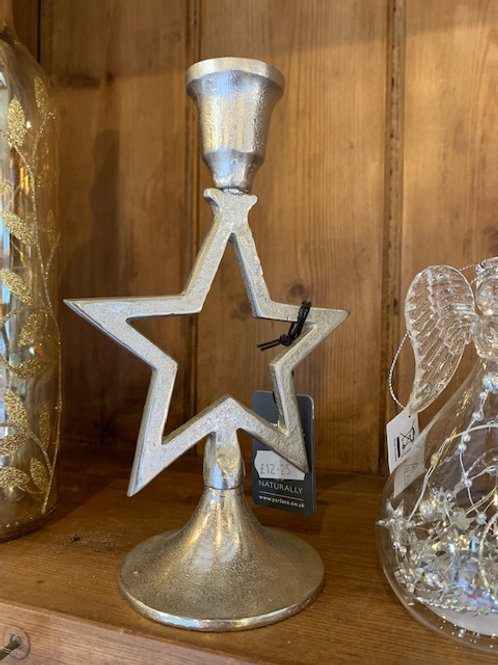 Candle Holders - Heart or Star