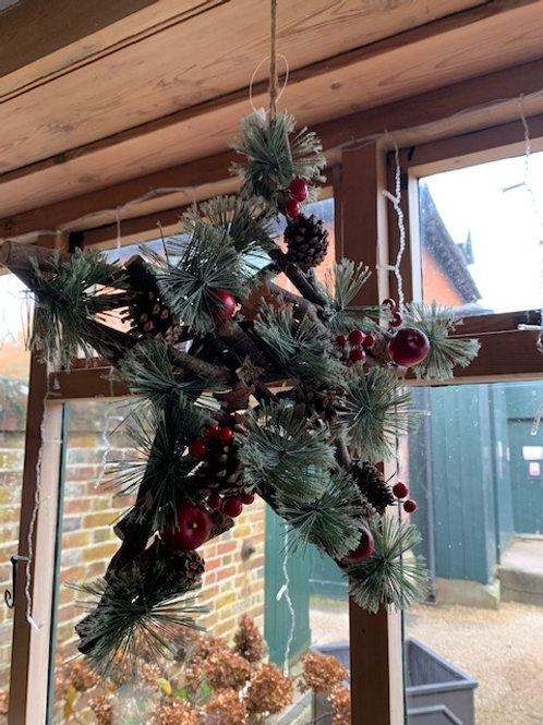 Large Christmas Star