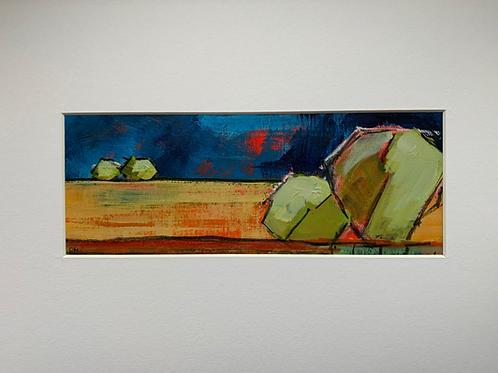 Corn Stubble by Christopher Milham