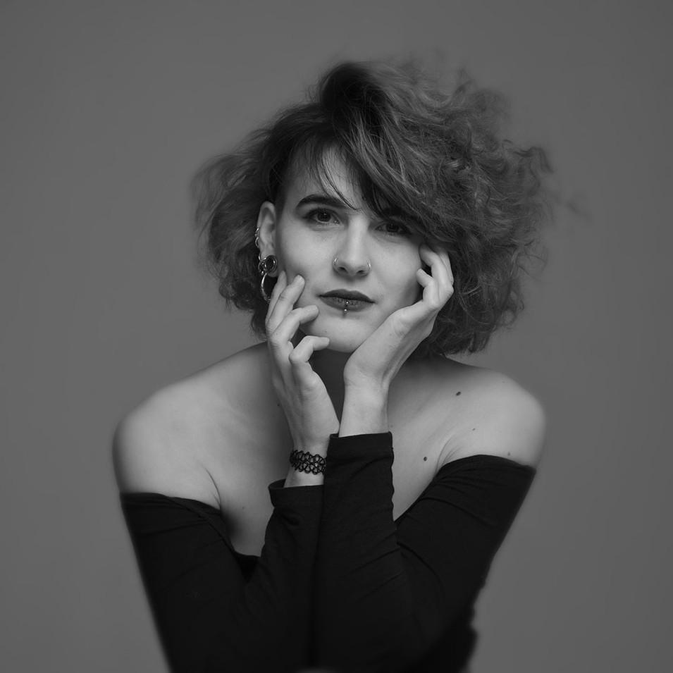 portrait en studio shooting toulouse