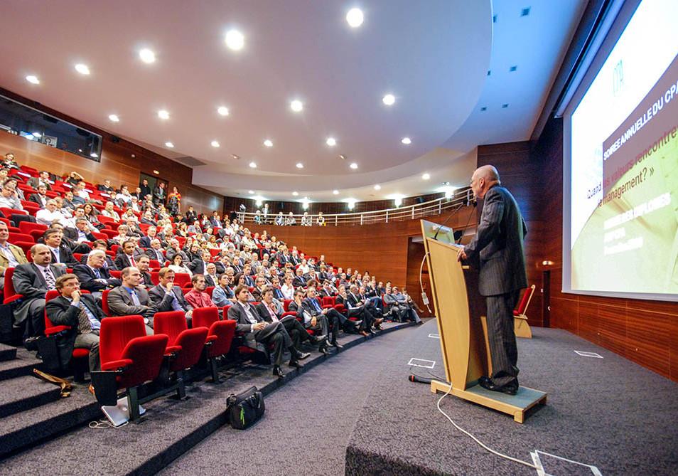 conference de formation professionnelle