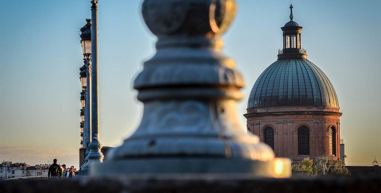Toulouse ville d'Occitanie dynamique par son économie et ses entreprises