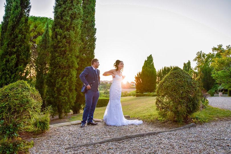 mariage domaine de gailhaguet verfeil