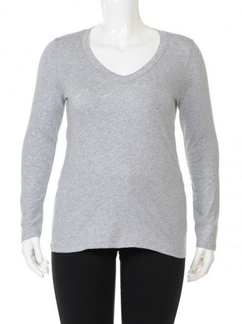 Long Sleeve Top Plus