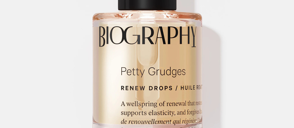 Clean Beauty with Biography Face Oils for Momma