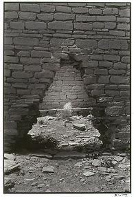 Chaco Anasazi ruin New Life
