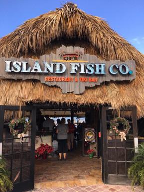 Island Fish Co. Restaurant in Marathon