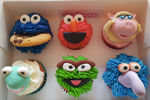 MUPPETS CUPCAKES THEME (6)