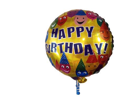 HAPPY BIRTHDAY BALLOON (Emoji)