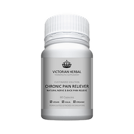 Victorian Herbal I Chronic Pain Reliever I Customized Solution