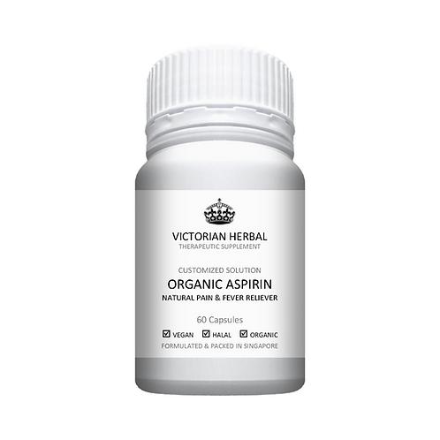 ORGANIC ASPIRIN