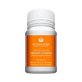 Victorian Herbal I Organic Vitamins I Customized Solution