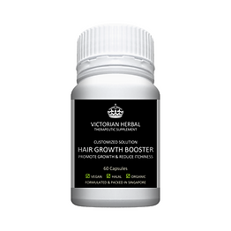 Victorian Herbal I Hair Growth Booster I Customized Solution