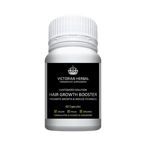HAIR GROWTH BOOSTER