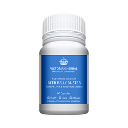 Victorian Herbal I Beer Belly Buster I Customized Solution