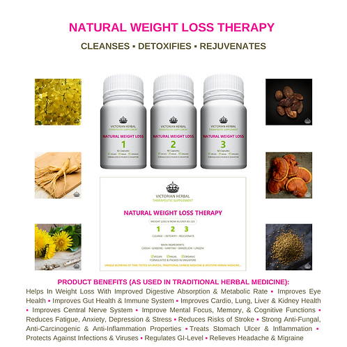 NATURAL WEIGHT LOSS THERAPY