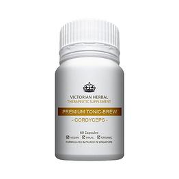 Victorian Herbal I Cordyceps I Premium Tonic-Brew