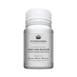Victorian Herbal I Joint Pain Reliever I Customized Solution