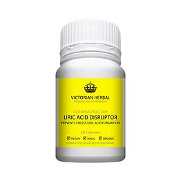 Victorian Herbal I Uric Acid Disruptor I Customized Solution