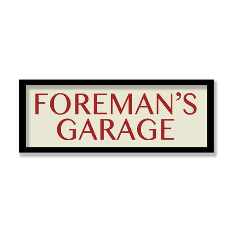 Foreman's Garage