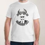 Stag do T-shirt design