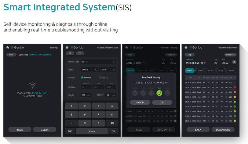 MediCel Gentlo Smart Integrated System
