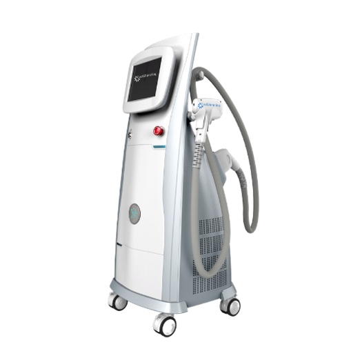 Coolslimming laser hair removal machine.