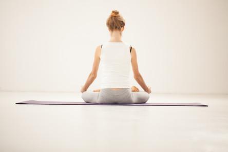 Meditation and yoga practice