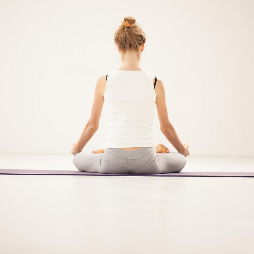 Yogatherapie: Gesunder Rücken mit Lisa Pühringer