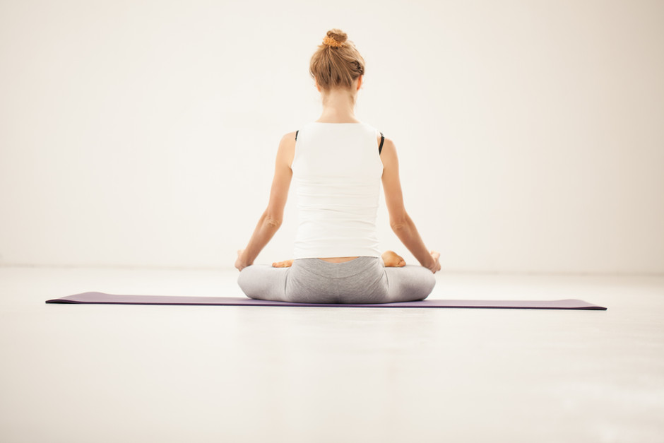 What Yoga taught me aboutParenting