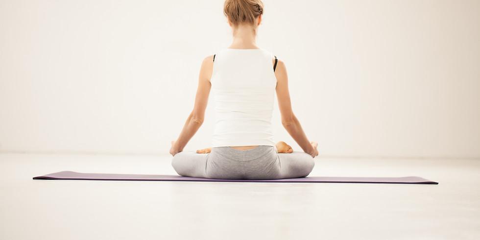 Stage de yoga thérapeutique hormonal - Ana