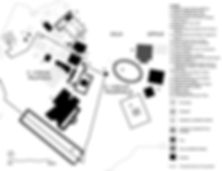 Map of Roman Forum