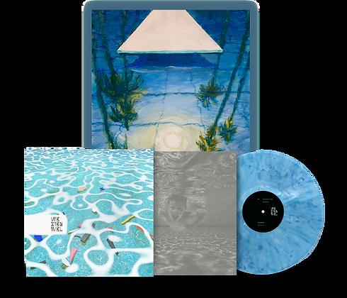 Vinyl + Painting Waves EP