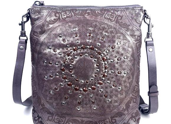Stars Align Leather Crossbody