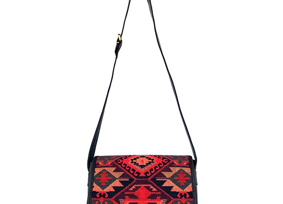 "Kaftan 10"" Messenger Bag"